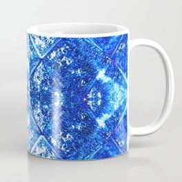 135 - old folded paper design Coffee Mug