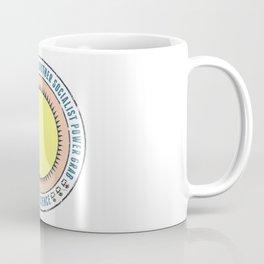 Junk Science Power Grab Coffee Mug