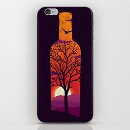 Bottled Up  iPhone Skin