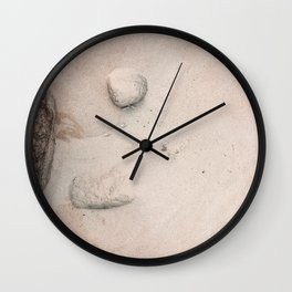 In The Clear Water Wall Clock