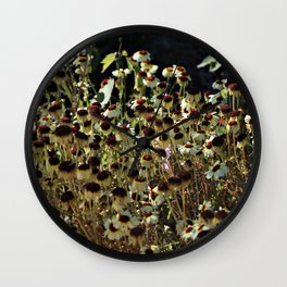 Autumn is coming now Wall Clock