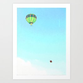 Free At Last Art Print