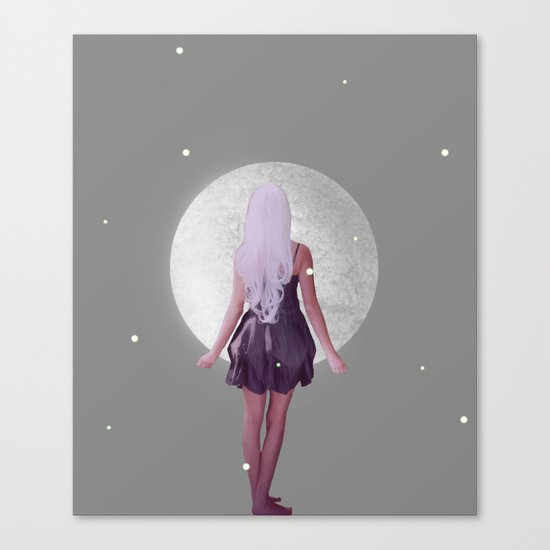 Surrealism #society6 #decor #buyart #lifestyle Canvas Print