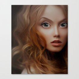 Gerda. Canvas Print