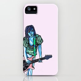 Courtney  iPhone Case