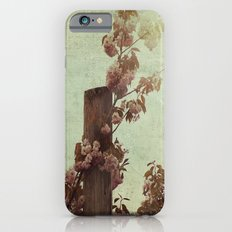 Faded Blossoms iPhone 6s Slim Case