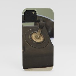 The Old Telephone iPhone Case