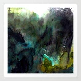 Vellum Bliss No. 7-2E by Kathy Morton Stanion Art Print