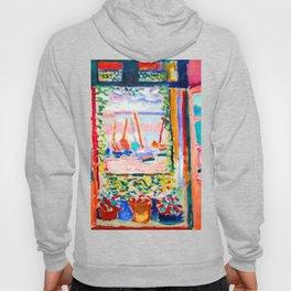 Henri Matisse Open Window Hoody