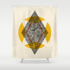 - believe in you - Shower Curtain
