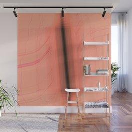 Soft Peach Wall Mural