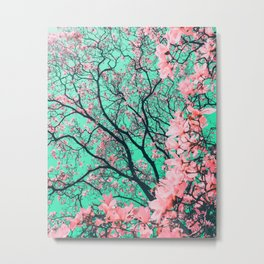The tree from another dimension Metal Print