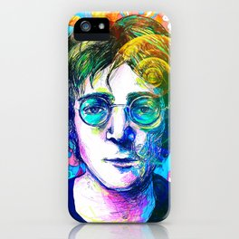 John L iPhone Case