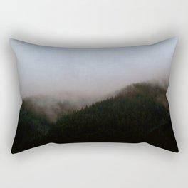 The Borderline Rectangular Pillow