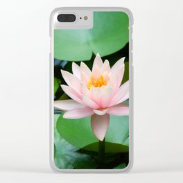 Slow Down, Find Center Clear iPhone Case
