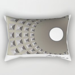 pante.ojó.n Rectangular Pillow