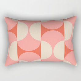Capsule Modern Rectangular Pillow