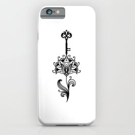 Vintage Classic Tradition Simple iPhone Case