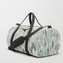 mountains high Duffle Bag