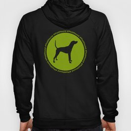 Plott Hound Pattern Hoody