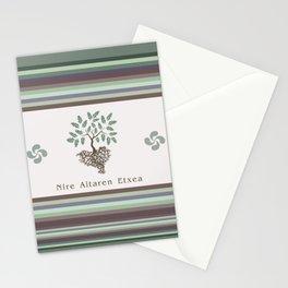 EUSKAL HERRIA aritza Stationery Cards