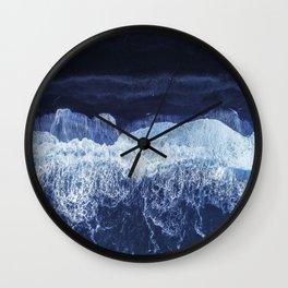 Sea 7 Wall Clock