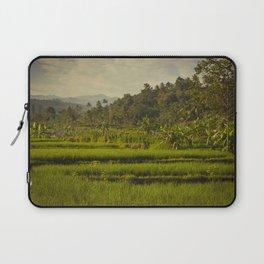 Balapusuh Village Rice Paddies Laptop Sleeve