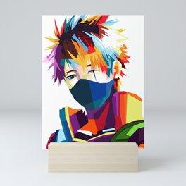 Hatake wpap Mini Art Print