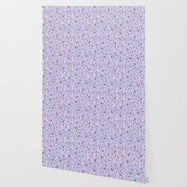 Axolotl Pattern Wallpaper