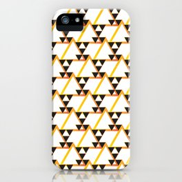 Native Pattern iPhone Case