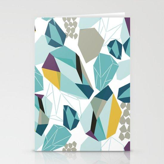 sugar crystal Stationery Cards