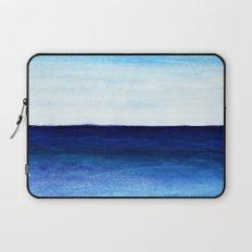 Blue & blue Laptop Sleeve