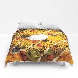 Nachos Comforters