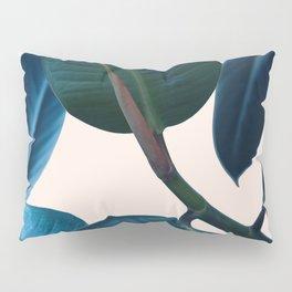 Ficus elastica 2 Pillow Sham