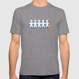 Papermen burn! T-shirt