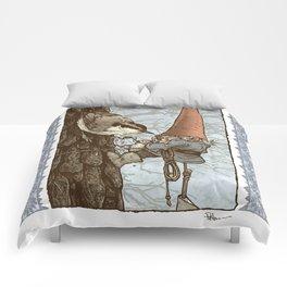 Gnome Tapper Comforters