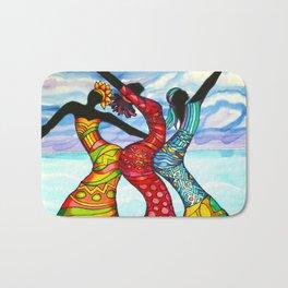 Let's Dance Belize Bath Mat