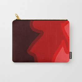 Yeah-red Carry-All Pouch