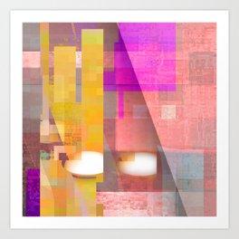 U and i Art Print