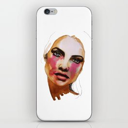 Chlorophyll  iPhone Skin