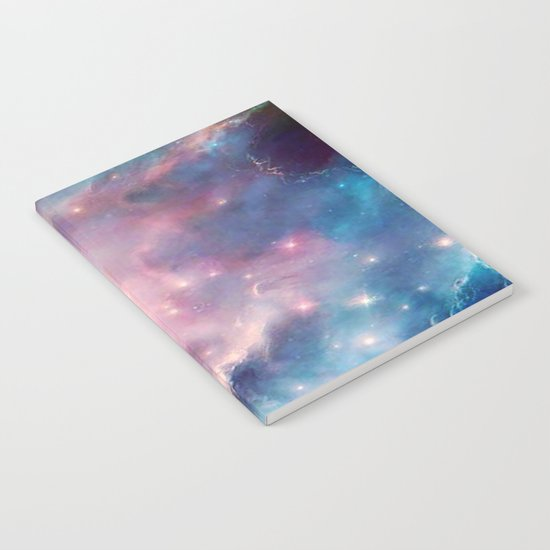Galactic storm Notebook