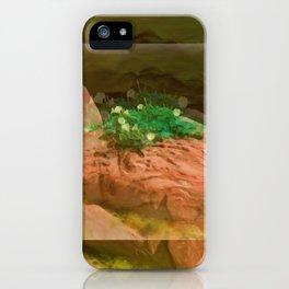 Datura Cavern iPhone Case