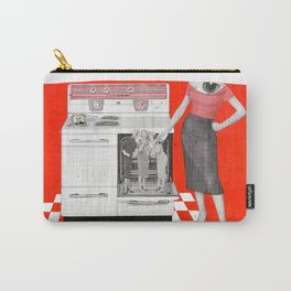 Red Hot Kitchen Carry-All Pouch