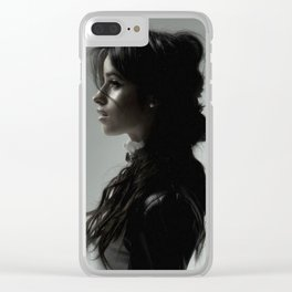 Camila Cabello 2 Clear iPhone Case