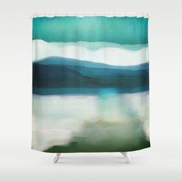 Waters Edge Shower Curtain