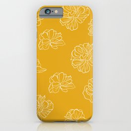 Blooming flower #1.2 iPhone Case