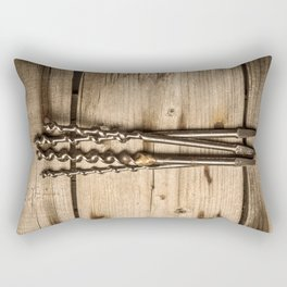 Much loved tools Rectangular Pillow