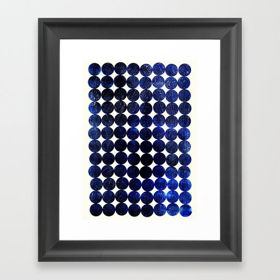 unity 1 Framed Art Print