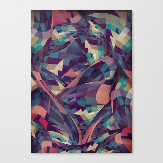 Marchin Canvas Print