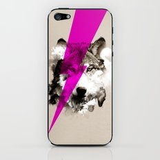 Wolf Rocks iPhone & iPod Skin